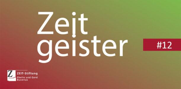 ZEIT-Interview (ZEIT-Stiftung): Zeitgeister-Podcast mit Prof. Dr. Katrin Döveling