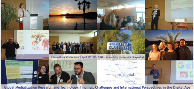 "International Conference ""Global Mediatization Research and Technolgy in the Digital Age"""