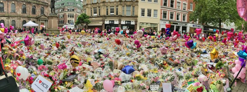 WDR Radio-Interview zum Anschlag von Manchester und Online-Trauer